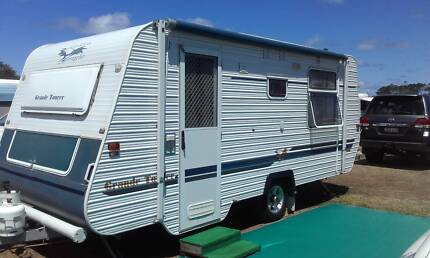 2007 golden eagle grand tourer caravan Rutherford Maitland Area Preview