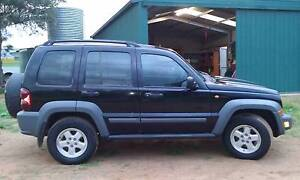 2005 Jeep Cherokee Wagon Mannum Mid Murray Preview
