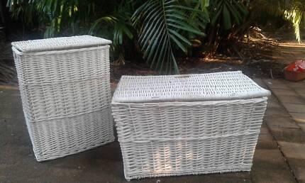 wicker baskets Wanguri Darwin City Preview