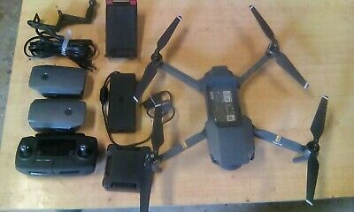 DJI Mavic Pro drone used but works great.plus extras included.