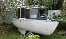 Fiberglass boat for swap trade Gorokan Wyong Area Preview