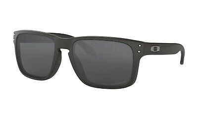 Oakley Holbrook POLARIZED Sunglasses OO9102-91 Cerakote Graphite Black W/ (Cerakote Sunglasses)