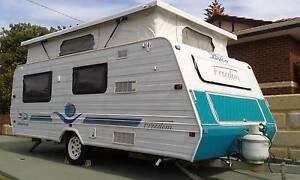 JAYCO FREEDOM pop top caravan 2003 Quinns Rocks Wanneroo Area Preview