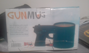 Gun coffee mug 12oz Brand NEW  great gift $15ono Kenwick Gosnells Area Preview