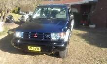 2000 Mitsubishi Pajero Wagon Kincumber Gosford Area Preview