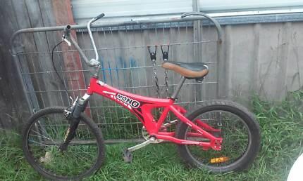 Momentum bike