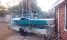 Boat and Trailer for $1200 only Melville Melville Area Preview