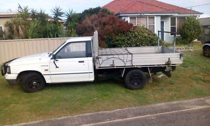 Mazda Ute 1996 with rego $1800 ono Anna Bay Port Stephens Area Preview