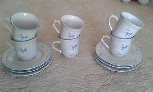 Tea set. Six piece. Carina Heights Brisbane South East Preview