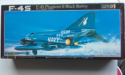 FUGIMI  F-4S Phantom II BLACK BUNNY 1/72