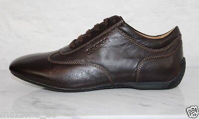 Fahren Schuhe High Top (☆ SPARCO Fahrerschuhe, Sneaker Racing Leder IMOLA braun tmoro Gr.40 LP 149€ ☆ )