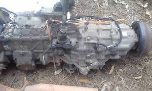 genuine 5 speed gearbox nissan patrol gq gu td42 zd30 North Richmond Hawkesbury Area Preview