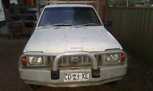 1993 Ford Courier Ute Weston Cessnock Area Preview