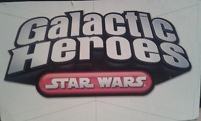 Galactic Heroes Galore