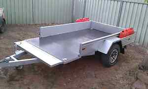 NEW 4x4 double quad bike and buggy trailer professionally built Kununurra East Kimberley Area Preview