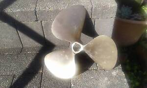 Bronze Propeller Gosford Gosford Area Preview