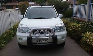 2005 Nissan X-trail Wagon Armidale Armidale City Preview