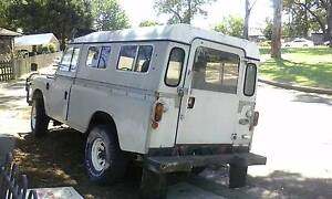 1980 Land Rover 3.5 Coupe Macquarie Fields Campbelltown Area Preview