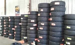 SUPER CHEAP NEW TYRES - June SPECIALS!!! WITH FITTING PRICE Archerfield Brisbane South West Preview