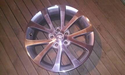 Holden VE Berlina Alloy Mag Wheel Auburn Auburn Area Preview