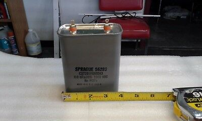1-new8uf 1000v Oil Hermetically Sealed Capacitor Cq72b1fg805k3 1 Year Gar