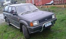 1992 Ford Raider Wagon Cygnet Huon Valley Preview