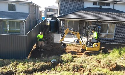 BUDGET TURFFLAYING & LANDSCAPING  Ryde Ryde Area Preview