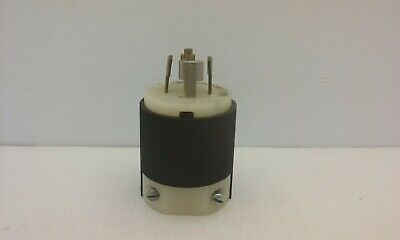 Hubbell Twist Lock Receptacle 30a. 120208v 30y