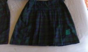 Elanora State High School uniform tartan skirt senior female Palm Beach Gold Coast South Preview
