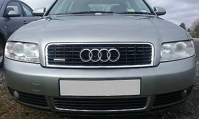 AUDI QUATTRO 2002 18 150Hp TURBO ENGINE BREAKING NS LEFT ALL PARTS OS RIGHT