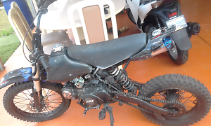 125cc dirtbike  big wheel  Lalor Whittlesea Area Preview