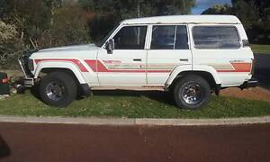 1987 HJ61 Toyota LandCruiser Wagon Cowaramup Margaret River Area Preview