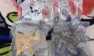 $1 EACH TRANSFORMERS HAPPY MEAL TOYS Macquarie Fields Campbelltown Area Preview