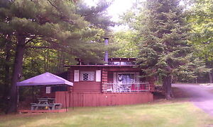 lake side cottage rental - ottawa gatinau area
