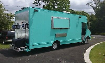 Food Truck For Sale - Builder Company New Used Trucks