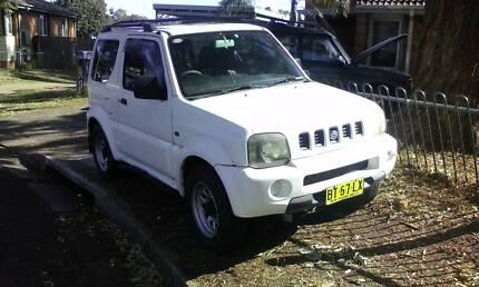 2003 suzuki jimny