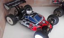 KYOSHO 1/8 GP4MP9 RSET INFERNO MP9 TKI3 RACE READY RADIO CONTROL Windang Wollongong Area Preview