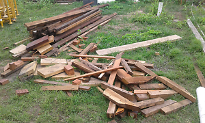 Recycled firewood Sandgate Brisbane North East Preview
