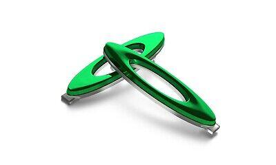 Oakley Frame Accessories Kit Turbine Rotor Green Replacement (Oakley Turbine Accessories)