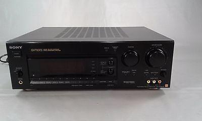 Sony STR-GX700ES 5.1 Surround Sound Multi-Channel Stereo Amplifier (No Remote)