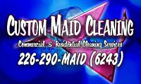 Insured Office & Commercial Cleaning - 226-228-MAID (6243)