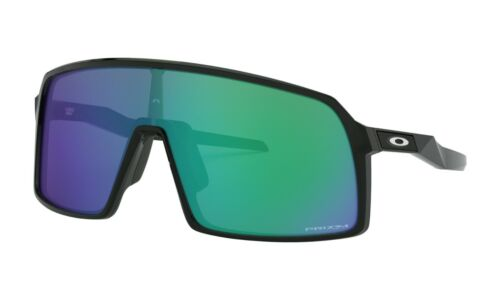 Oakley SUTRO Sunglasses OO9406-0337 Black Ink Frame W/ PRIZM Jade Lens NEW