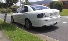 2002 Holden Commodore Sedan Coffs Harbour 2450 Coffs Harbour City Preview