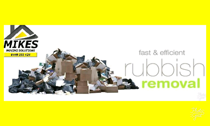 MIKES RUBBISH REMOVALS