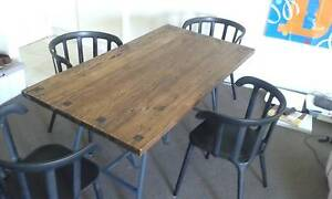 Antique solid wood table Coogee Eastern Suburbs Preview