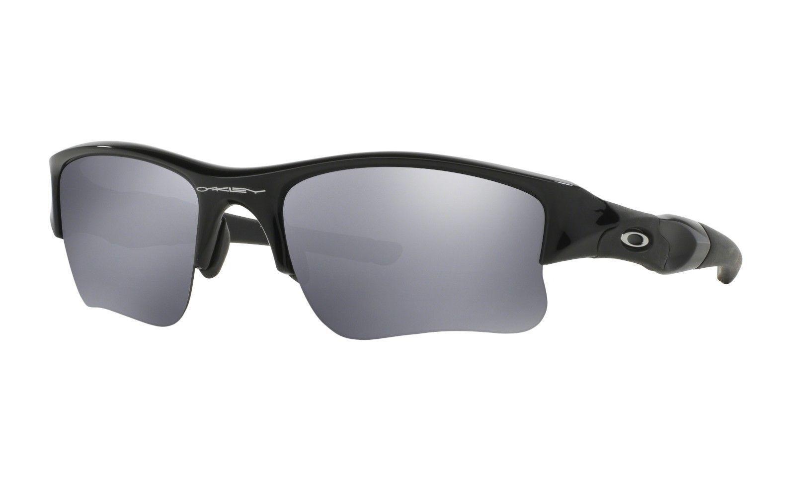 47bc1b05b24 Oakley Flak Sunglasses 03-915 Black for sale online