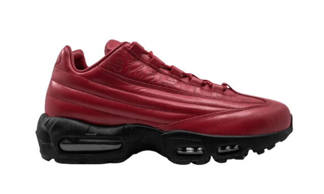 Nike Airmax 95 Lux Supreme Red