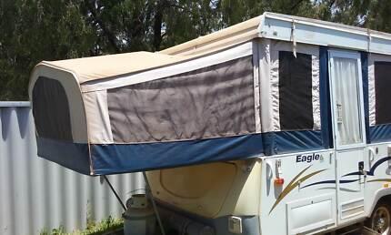 2007 Jayco Eagle Camper Van