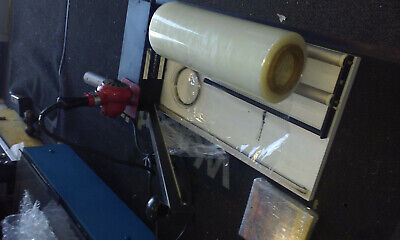 Traco Super Sealer Shrink Wrap System With Dryer