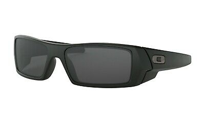 Oakley GASCAN Sunglasses 03-473 Matte Black Frame W/ Grey Lens  BRAND NEW